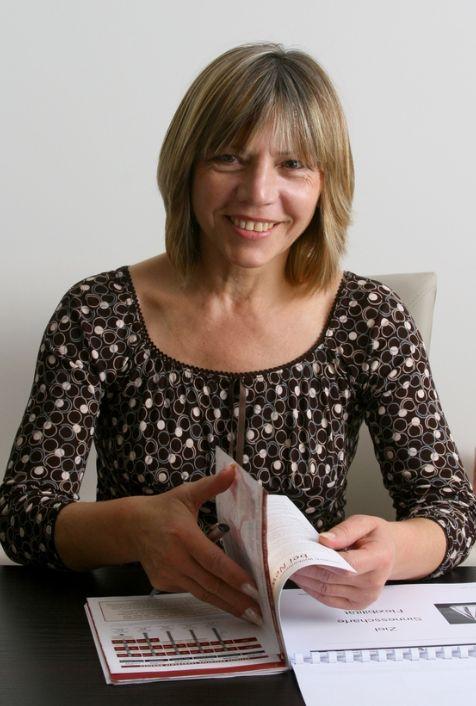 Maria Knoch Dipl.oec., Geschäftsführer, Ernährungsberaterin